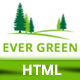 Ever Green HTML5 Responsive Template - ThemeForest Item for Sale