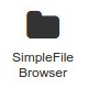 jQuery Simple File Browser - CodeCanyon Item for Sale