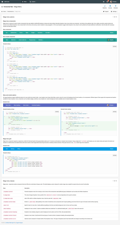 Background image 100 responsive - Limitless Responsive Web Application Kit