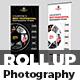 Photo Studio Roll-Up Banner V2