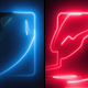 Quick Neon Logo - VideoHive Item for Sale