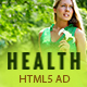 Health Care- HTML5 Animated Banner 01