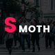 Smoth | Creative Onepage Joomla Template Nulled