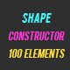 Shape Constructor - VideoHive Item for Sale
