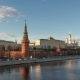 Day To Night  of Moscow Kremlin. - VideoHive Item for Sale