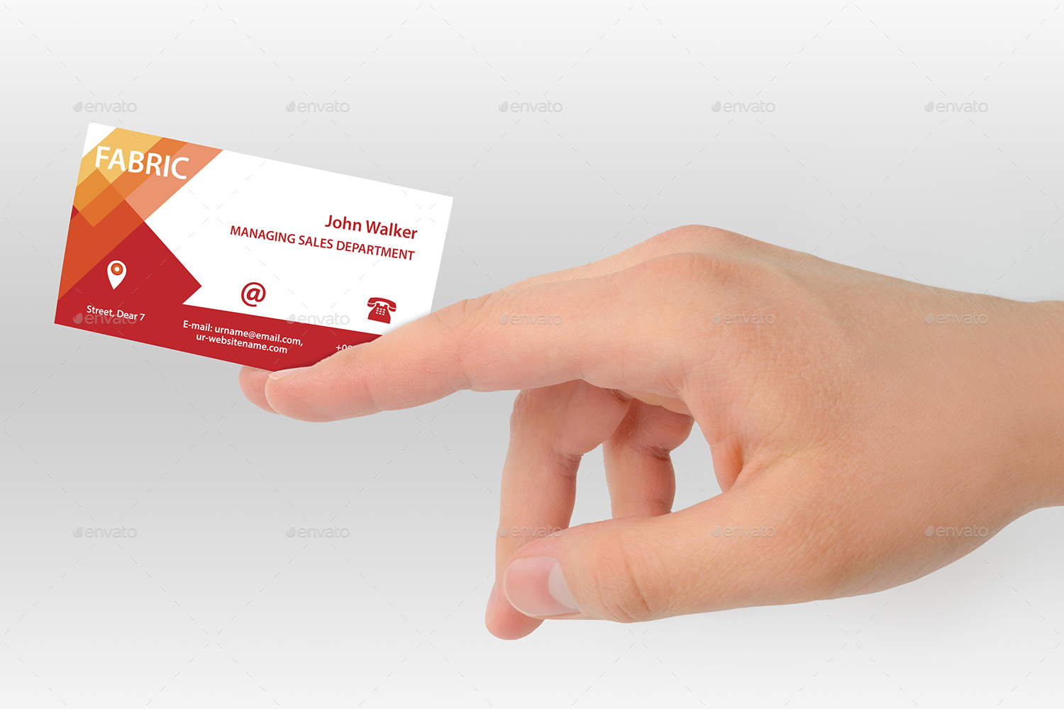 Business card mockup by fathippo graphicriver precard in hand1g magicingreecefo Choice Image