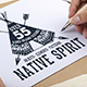 Native Spirit. 55 Hand Drawn Objects - GraphicRiver Item for Sale