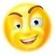Charming Emoji Emoticon