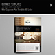 Mini Corporate Plan Template US Letter - GraphicRiver Item for Sale