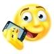 Mobile Phone Emoji Emoticon