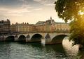Bridge Orsay in Paris