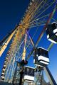 Cabins of Ferris Wheel