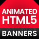 HTML5 Ad Banners Bundle - CodeCanyon Item for Sale