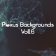 Plexus Backgrounds Vol16 - GraphicRiver Item for Sale