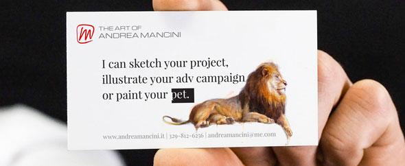 My banner lion 590x242