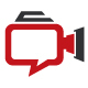 Video Camera Communication Logo