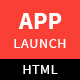 App Launch - App Landing Page HTML5 Template - ThemeForest Item for Sale