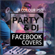 Party & DJ FB Covers - GraphicRiver Item for Sale