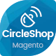 CircleShop - Responsive Magento Theme Nulled