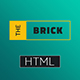 The Brick Architechture & Construction - HTML Template - ThemeForest Item for Sale