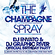 The Champagne Spray Birthday Party - GraphicRiver Item for Sale