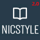NicStyle - News & Blog HTML Template