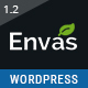 Envas - Multipurpose WordPress Nulled