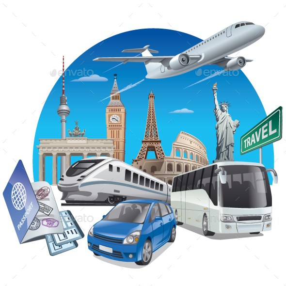 Transports and Travel - Travel Conceptual