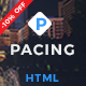 Pacing - Coming Soon Template - ThemeForest Item for Sale