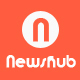 Newshub - Blog & Magazine HTML Template - ThemeForest Item for Sale