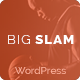 Big Slam - Basketball WordPress Theme Nulled