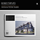 Architecture Portfolio Template - GraphicRiver Item for Sale