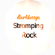 Download Stomping Rock - Typography Intro from VideHive