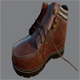 Realist shoes for men - 3DOcean Item for Sale