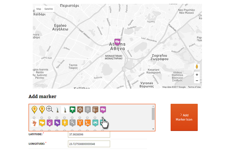 how to add multiple markers on google maps javascript