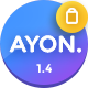 AYON - Multipurpose Responsive Prestashop Theme Nulled