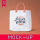 Canvas Tote Bag Mock-up Vol. 3