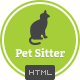 Pet Sitter - Job Board HTML Template Nulled