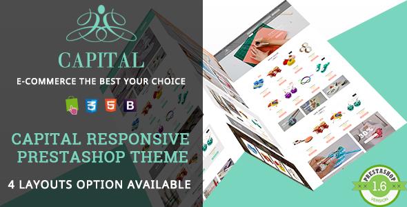 Capital – Handmade Shop Responsive Prestashop Theme