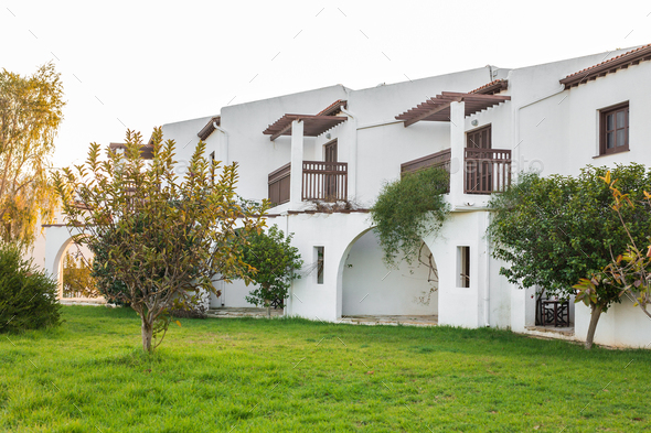 Luxury Villa Resort Interior