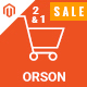 Orson - Ultimate Magento 2 & 1 Theme Nulled