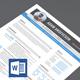 Resume / CV - GraphicRiver Item for Sale