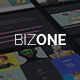 BizOne Creative Keynote Presentation Template - GraphicRiver Item for Sale