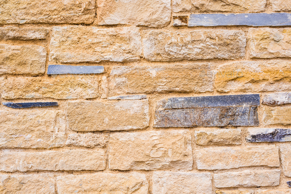 Background wall made of stone. - Stock Photo - Images