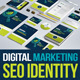 Branding Identity for SEO (Search Engine Optimization) & Digital Marketing Agency - GraphicRiver Item for Sale