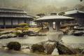 japanese zen garden - PhotoDune Item for Sale