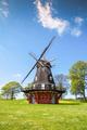 windmill in Kastellet fortress, Copenhagen - PhotoDune Item for Sale