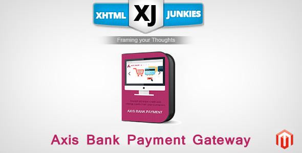 Axis Bank Payment Gateway - CodeCanyon Item for Sale