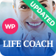 Life Coach and Psychologist Personal Theme Nulled