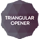 Triangular Opener - VideoHive Item for Sale